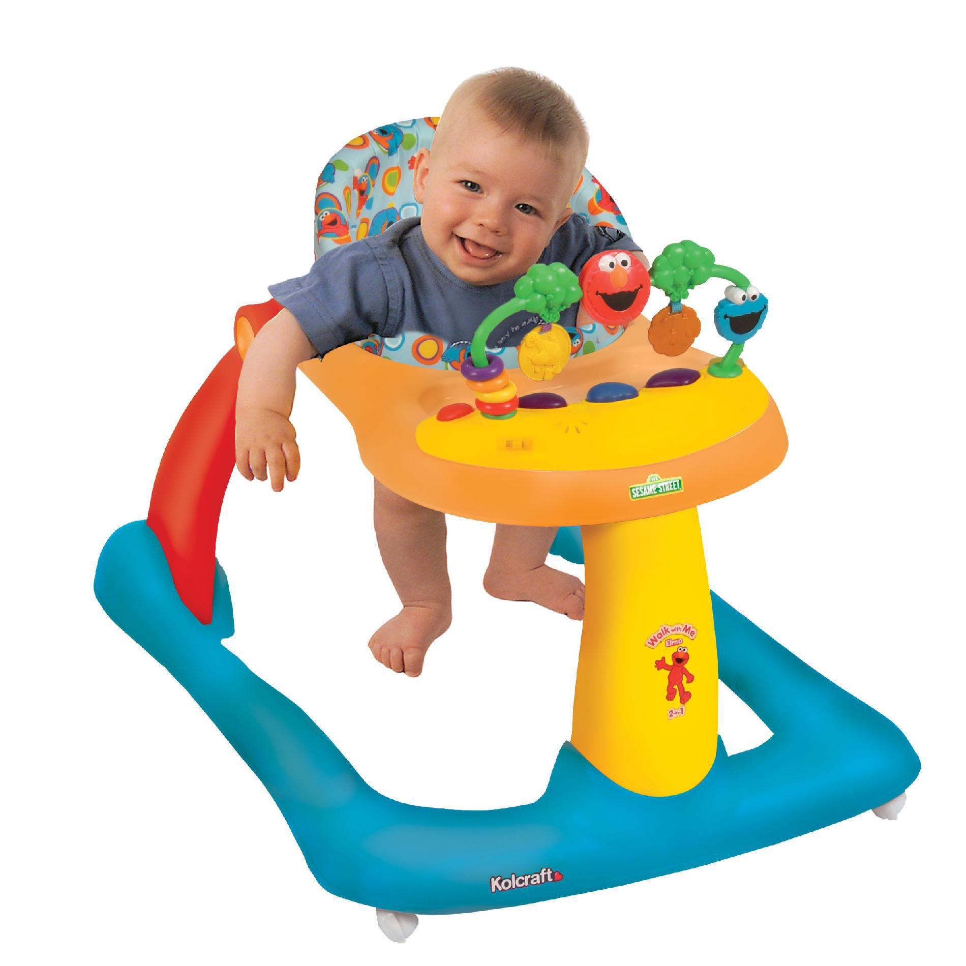 Elmo Tiny Steps 2-in-1 Walker