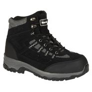 DieHard Men's Mars 6 inch Steel Toe Hiker Work Boot - Black at Sears.com