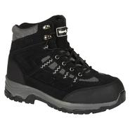 DieHard Men's Mars 6 inch Steel Toe Hiker Wide Width Work Boot - Black at Sears.com