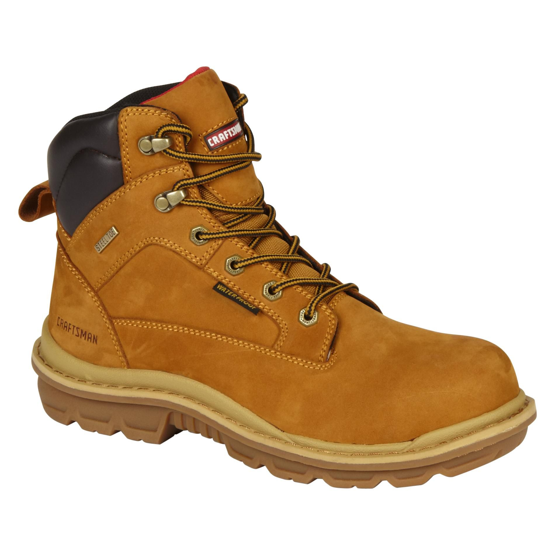 Craftsman  Men's Jagger Steel Toe Work