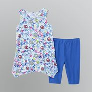 Piper Girl's Long Tank & Shorts