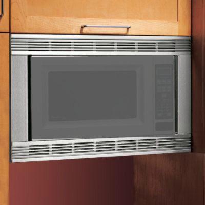 "24 Inch Microwave Trim Kit Whirlpool 24"" Microwave Trim Kit - Appliances ..."