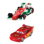 Disney CARS 2 Character 2-Pack Francesco Bernoulli & McQueen at Kmart.com