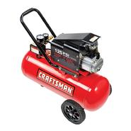 Craftsman 7 Gallon Portable Horizontal Air Compressor with Hose and Accessory Kit at Sears.com