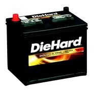 DieHard Gold Automotive Battery Group Size 35 (Price with Exchange) at Sears.com