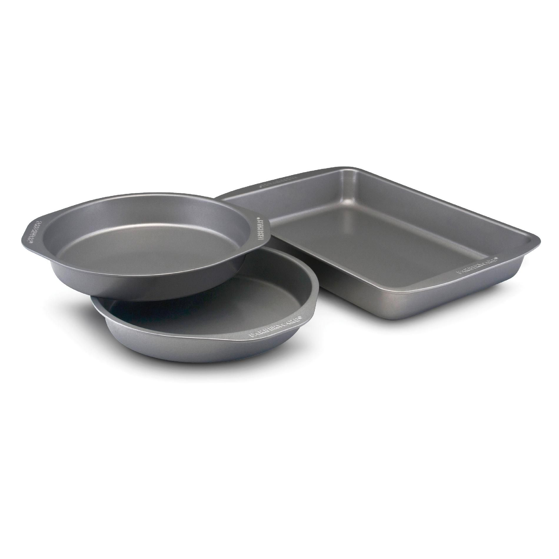 Bakeware, 3 Piece Set