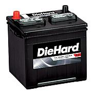 DieHard Automotive Battery- Group 26R (Price with Exchange) at Sears.com