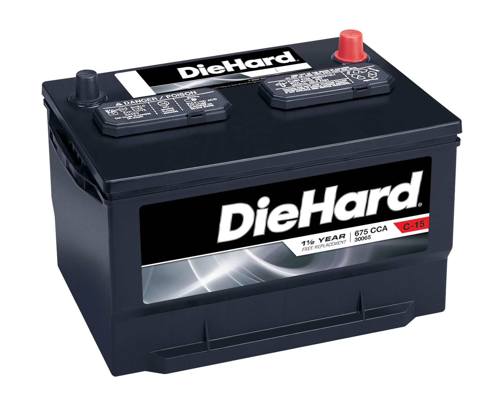 DieHard  Automotive Battery Group 65 (Price with Exchange)