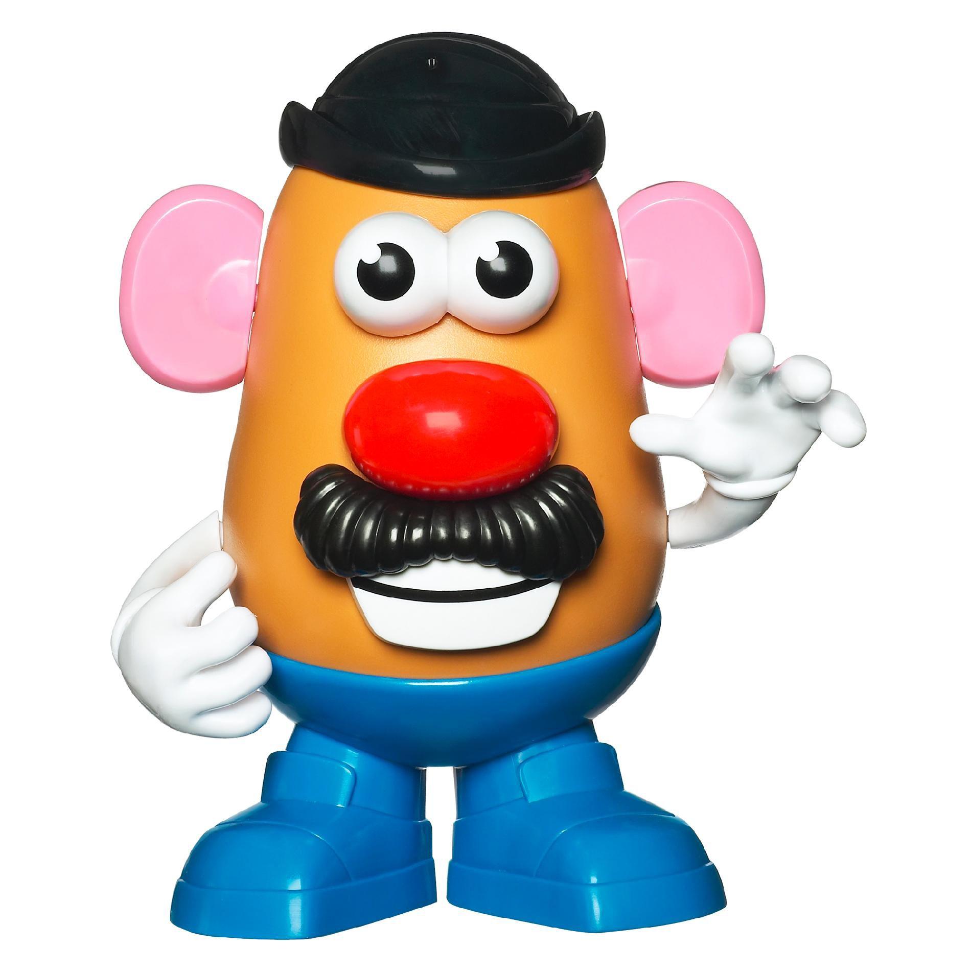 Playskool Mr. Potato Head Figure PartNumber: 004W004739011004P KsnValue: 004W004739011004 MfgPartNumber: 27657