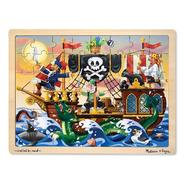 Melissa & Doug Pirate Adventure Jigsaw (48 pc) at Sears.com