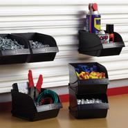 Craftsman VersaTrack™ 6-Pack Plastic Bins at Craftsman.com