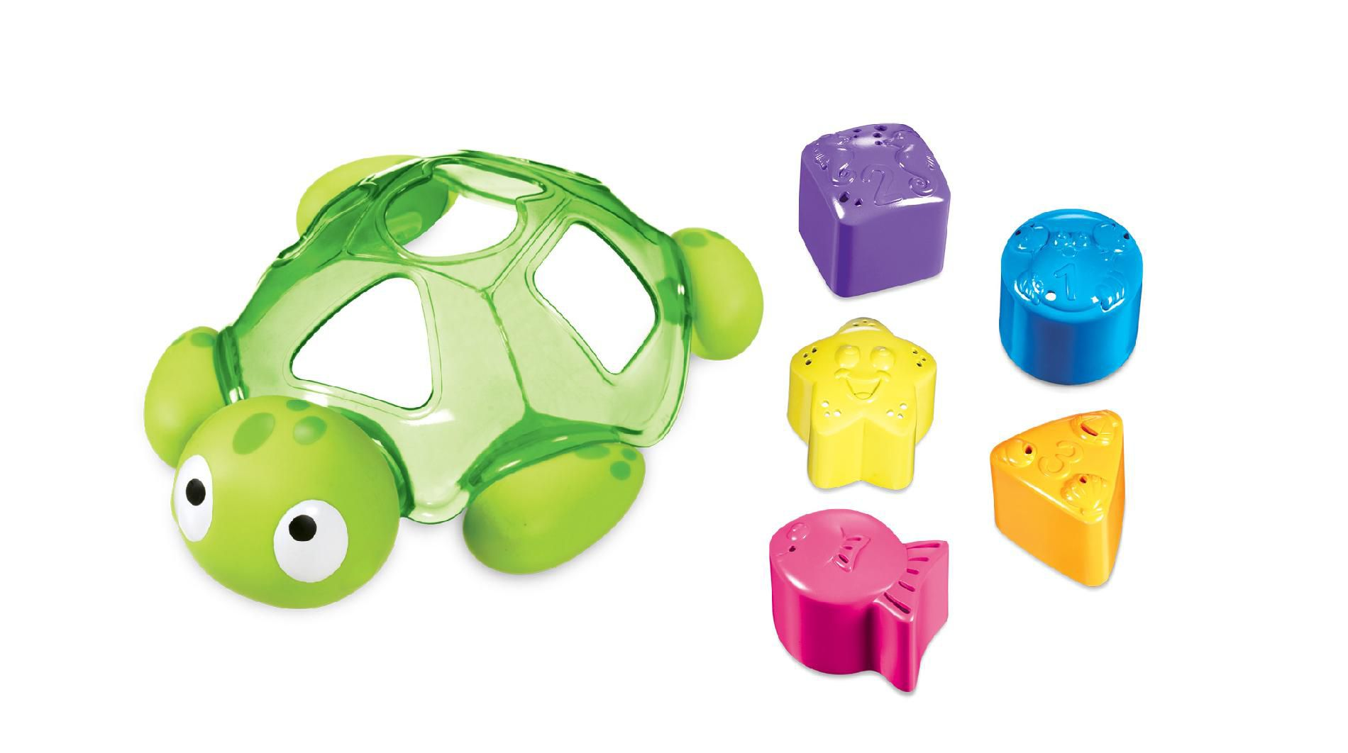 Bath Time Turtle Shape Toy