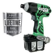 Hitachi WH14DL 14.4V HXP Li-ion Cordless Impact Driver at Kmart.com
