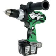 Hitachi DS14DL 14.4-Volt Lithium Ion Cordless Drill at Kmart.com