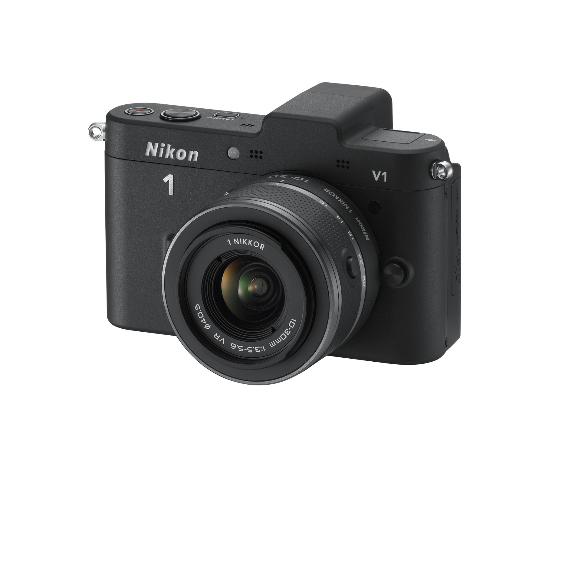 V1 Digital Camera - Black
