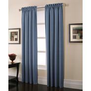 Jaclyn Smith Stockton Blackout Panels - Blue at Kmart.com