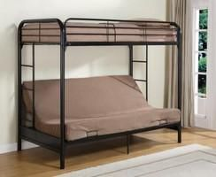 Futon Bunk Bed Frame