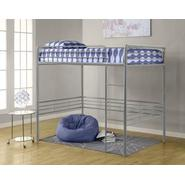 DHP Full Loft Bed Silver at Sears.com