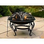 Garden Oasis 26 In. Elegant Round Fire Pit at Sears.com