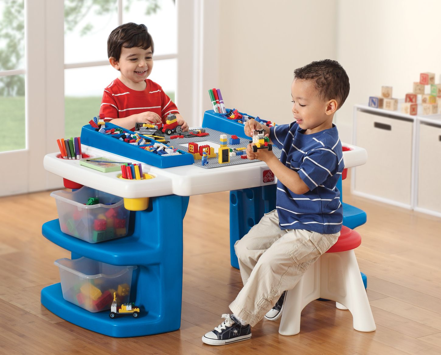 Block & Activity Table