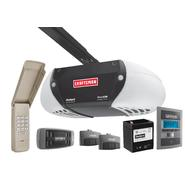 Craftsman AssureLink™ Internet DC Belt Drive Garage Door Opener w/DieHard® Battery Backup, No Annual Fees, Free App Download at Sears.com