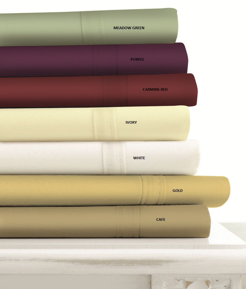 Egyptian Cotton 500 Thread Count Extra Deep