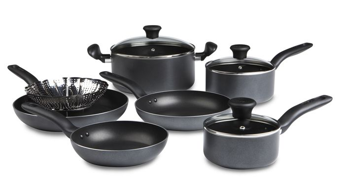 Initiatives Non-Stick 10 Piece Set