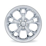 SSC Performance STYLE 512 17X7 (5-100mm) Chrome Wheel at Sears.com