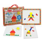 Melissa & Doug Magnetic Pattern Block Kit at Kmart.com