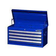 "Craftsman 27"" 4-Drawer Ball Bearing Slides Top Chest Blue at Sears.com"