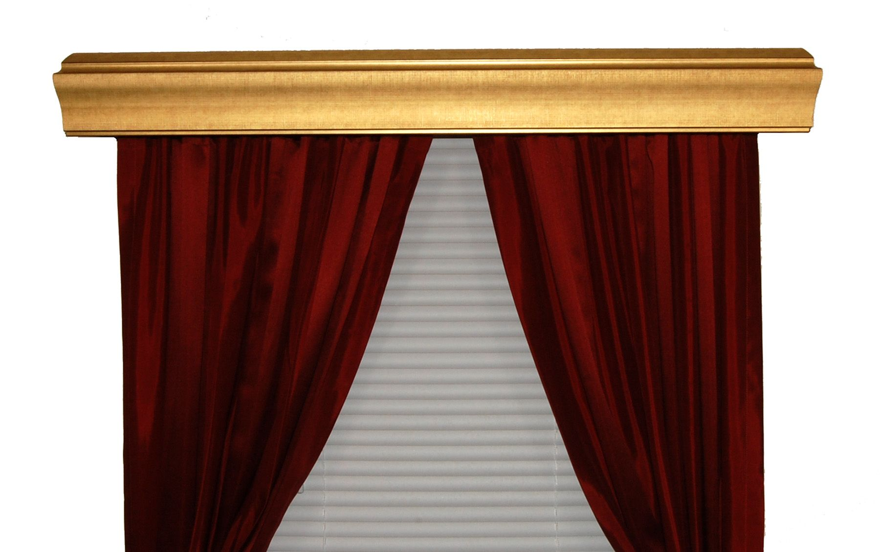 BCL Drapery Hardware, Double Curtain Rod