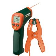 Craftsman 42515-T Wide Range IR Thermometer with Type K input and Pipe Clamp at Craftsman.com