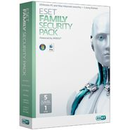 ESET Family Security Pack 5 User at Kmart.com