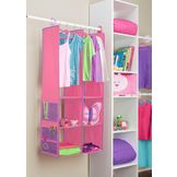 Essential Home EH LG CLOSET ORG    PINK/PURPLE at mygofer.com