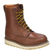 DieHard Men's SureTrack 8 inch Soft Toe Work Boot -Wide Avail - Tan at Sears.com