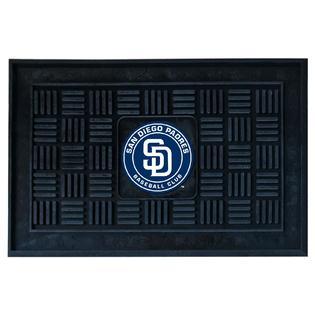 Fanmats San Diego Padres Medallion Door Mat