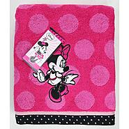 Disney Minnie Embroidered Bath Towel at Sears.com