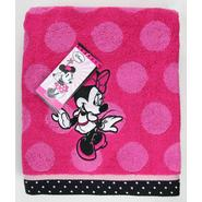 Disney Minnie Embroidered Bath Towel at Kmart.com