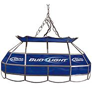 Bud Light 28 inch Stained Glass Pool Table Light at Sears.com