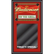 Budweiser BBQ Write On Menu Chalk Board - On The Grill at Kmart.com
