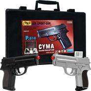 Whetstone CYMA P.618 Airsoft Pistol Dueling Kit with 2 Pist at Kmart.com