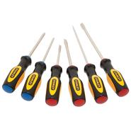 Stanley 6 Piece Screwdriver Set (60-001 / 60-002 / 60-003 / 60-004 / 60-005 / 60-006) at Sears.com