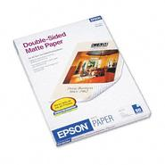 Epson Double-Sided Matte Inkjet Paper, 97 Brightness at Kmart.com