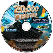 PC Treasures 20000 Notebook Games - CD - PC at Kmart.com