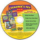 PC Treasures PC Treasures Teacher's Pet: Pre K -CD -PC at mygofer.com
