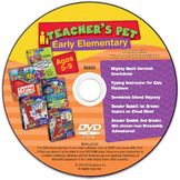 PC Treasures PC Treasures Teacher's Pet: Early Elementary - CD - PC at mygofer.com