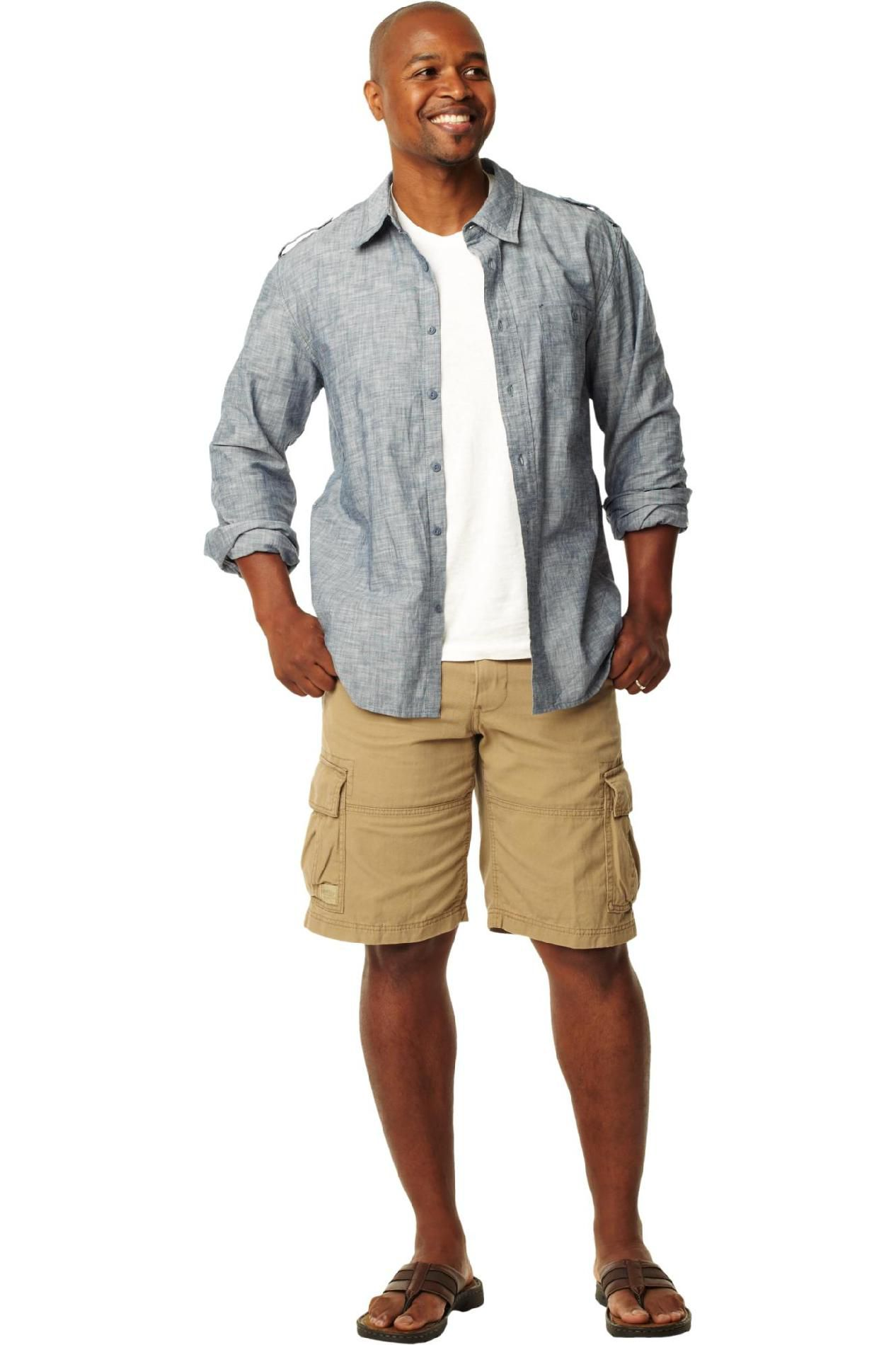 Signature by Levi Strauss & Co. Men's Cargo Shorts at Kmart.com