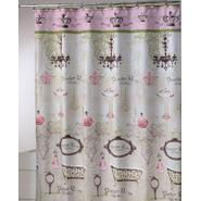 Essential Home Vintage Apothecary Shower Curtain at Kmart.com