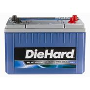 DieHard Platinum Marine Battery Group Size 31M (Price with Exchange) at Craftsman.com