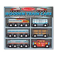 Melissa & Doug Train Cars at Kmart.com